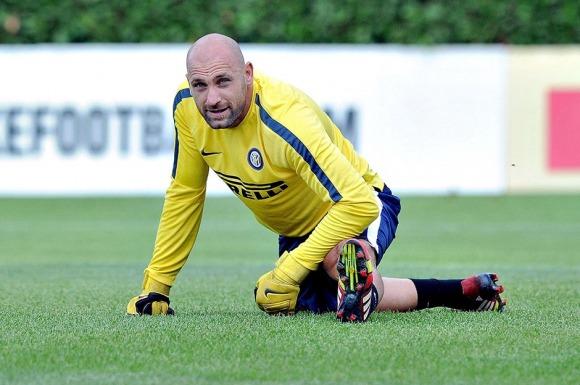 Inter'de geçen 6 sezon 0 maç 2 kırmızı kart : Tommaso Berni