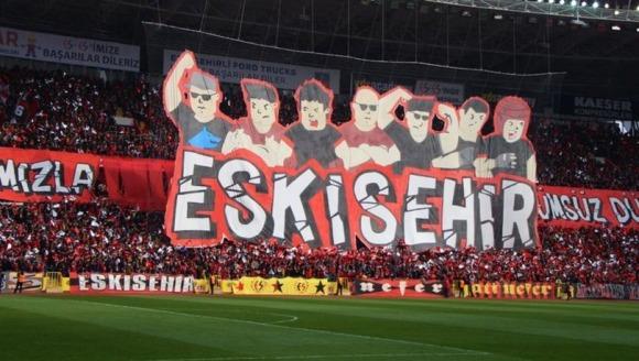 Sevdalar Küme Düşmez : Eskişehirspor