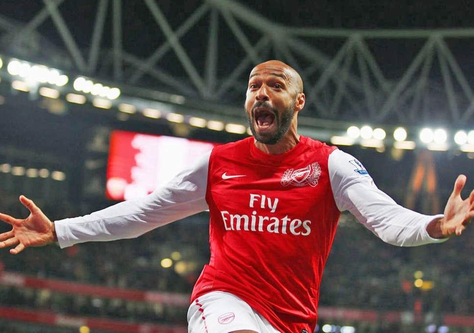 Ayak İçi Uzmanı : Thierry Henry