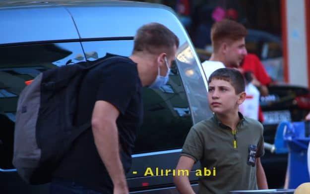 Diyarbakır'da Duygulandıran Sosyal Deney