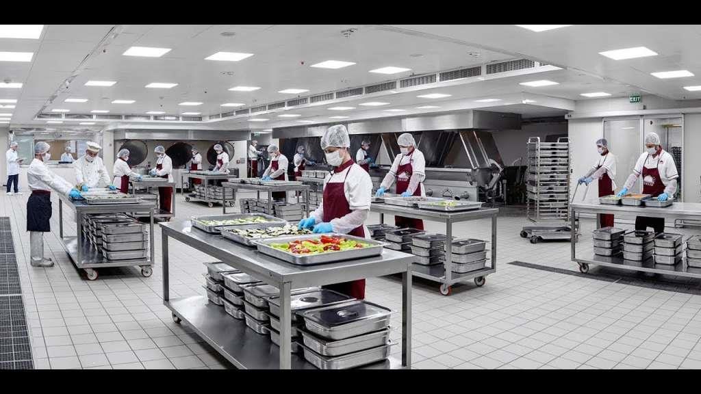 Melek Yemek'in Bursa Özelinde Catering Hizmetleri